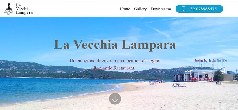 Creazione sito web professionale
